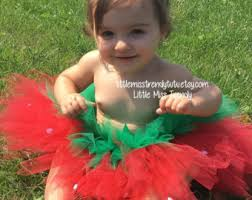 Strawberry Halloween Costume Baby Strawberry Tutu Etsy
