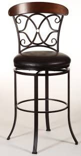 Counter Chairs Dundee Swivel Counter Stool By Hillsdale Wolf And Gardiner Wolf