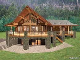 small house floor plans ranch log home floor 648 hahnow