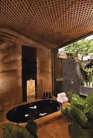 best images about bathroom design pinterest architects balinese outdoor bath