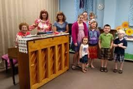 God S Big Backyard Children U0027s Classes Faith Presbyterian Church
