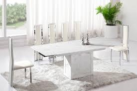 white dining room tables fancy design white marble dining table set all dining room