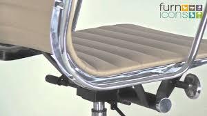 eames office chair ea 117 khaki replica youtube
