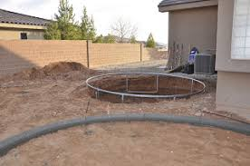 How To Drill Your Own Well In Your Backyard by Diy Inground Trampoline Instructions All Things Thrifty