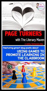 page turners using games to promote learning 5 13 the