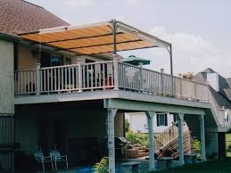 Backyard Awning Ideas 1000 Ideas About Deck Awnings On Pinterest Retractable Awning Deck