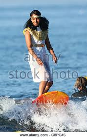 woman surfer as cleopatra blackie u0027s halloween costume surf contest