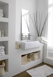 Bathroom Storage Sale Décoration De Salle De Bain 16 Idees Deco Modern Small