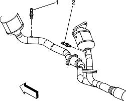 2001 ford f150 oxygen sensor location repair guides component locations heated oxygen sensor