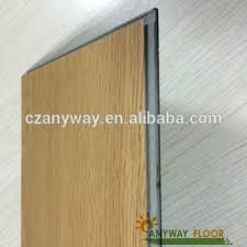 click interlocking pvc no glue vinyl plank flooring non slip wood
