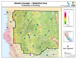 Dc Zoning Map Great Shakeout Earthquake Drills Shasta Cascade Area