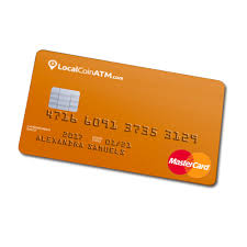 what is a prepaid credit card reloadable bitcoin prepaid credit card localcoinatm