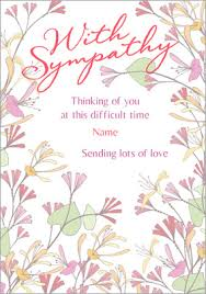 sympathy cards funky pigeon