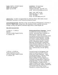 Military Resume Examples For Civilian by Air Force Paralegal Civilian Resume Resume Template Example