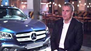 world premiere of the mercedes benz x class youtube