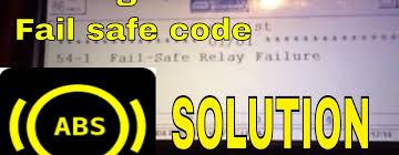 dodge ram abs light reset 54 1 abs fail safe relay code troubleshooting vehix411