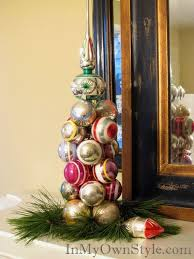 25 unique ornament tree ideas on crafts