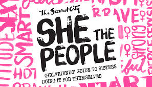 She She She The People Girlfriends U0027 Guide To Sisters Doing It For
