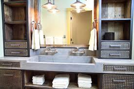 custom bathroom vanity tops with sinks vanities industrial bunk