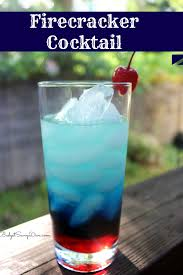 firecracker cocktail recipe gluten free cocktail recipes and
