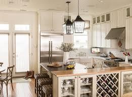 kitchen island wine rack kitchen pony wall built wine rack cottage kitchen kitchen island