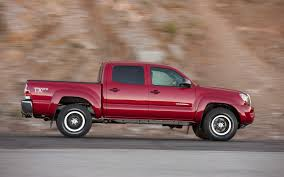 Toyota Tacoma Double Cab Long Bed 2011 Toyota Tacoma Reviews And Rating Motor Trend
