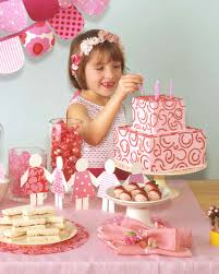girl birthday party themes indoor party themes martha stewart