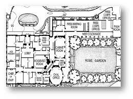 Floor Plan Of White House White House Trivia The Enchanted Manor
