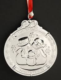 wallace snowman ornaments at replacements ltd