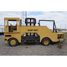for sale side load carry deck crane silent hoist fs712