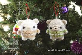 muggles muggles baby ornament