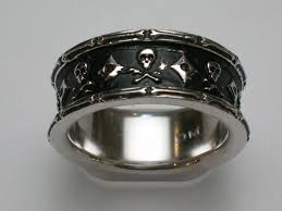 Gothic Wedding Rings by Ghetto Wedding Rings Kubiyige Info