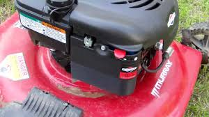 new briggs and stratton engine review youtube