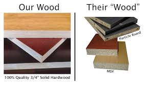 is mdf better than solid wood closet organizers closet systems solidwoodclosets