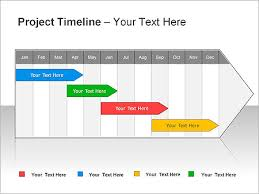 10 best images of 4 step timeline chart powerpoint project