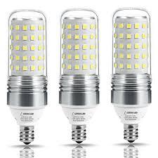 100w cfl light bulbs lohas 100w equivalent led candelabra light bulbs 12w led corn bulb