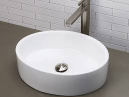 vessel sinks for sale white deep oval ceramic vessel sink throughout bathroom plan 19