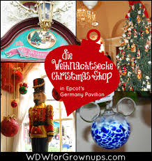 celebrate all year at die weihnachts ecke in epcot s