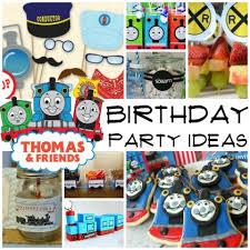 25 thomas the train party ideas