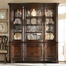 furniture traditional brown wooden dining room hutch for vintage