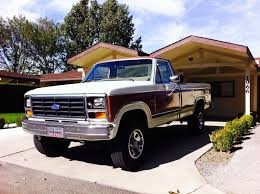 Ford F250 Truck Bed - bigb2009 1984 ford f250 regular cabhd long bed specs photos