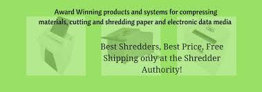 Best Home Shredder by Shredder Authority