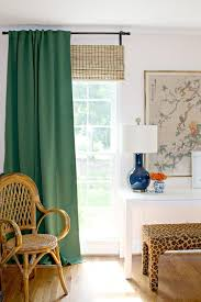 Green And Blue Curtains Green Ikea Curtains For Our Bedroom Emily A Clark