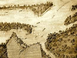 Map Of Stuart Florida by Hugh Willoughby Jacqui Thurlow Lippisch