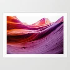 antelopecanyon canyon painting and sand art prints society6