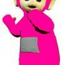 teletubbie rosa twitter