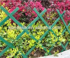White Pvc Trellis 27mm Pvc Trellis Fence 0 5 1m Hdege Screen Buy Pvc Garden