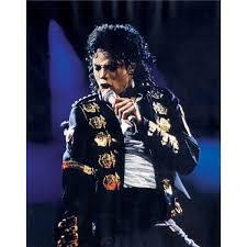 Michael Jackson Bad Album Michael Jackson Bad Costume Presented By Michael Jackson To The
