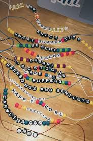 bracelet beaded diy images Summer bracelets beaded bracelets with words diy bracelets jpg
