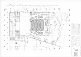 Theater Floor Plan Grand Canal Square Theatre And Commercial Development By